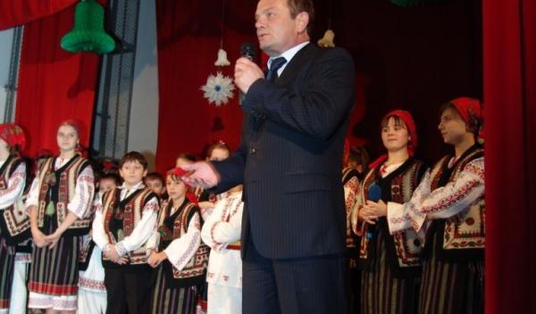 Dorin Alexandrescu Carnavalul zapezii
