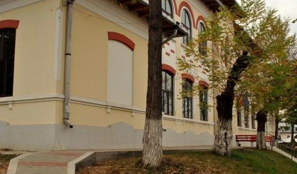 casa de cultura Dorohoi