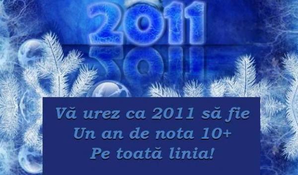 La Multi Ani !  2011