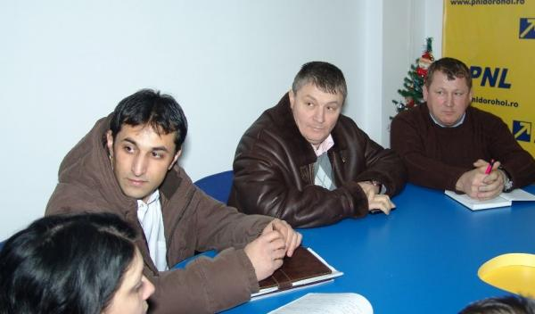 Alegeri birou PNL Dorohoi