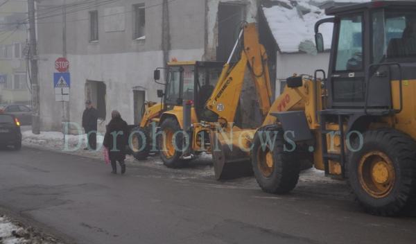 Demolare centru Dorohoi2
