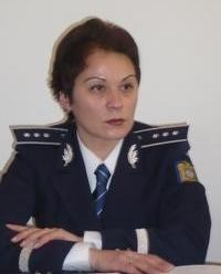 Inspector pr. Daniela Darea, IPJ Botosani