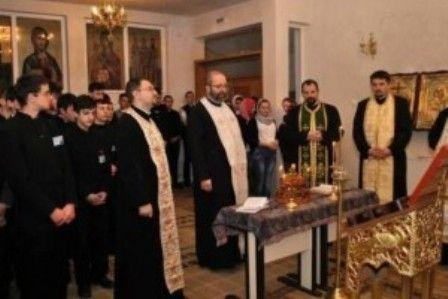 Seminarul Teologic Liceal Sf. Ioan Iacob Dorohoi hramul de iarnă