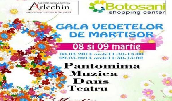 8 martie - Botosani shopping center