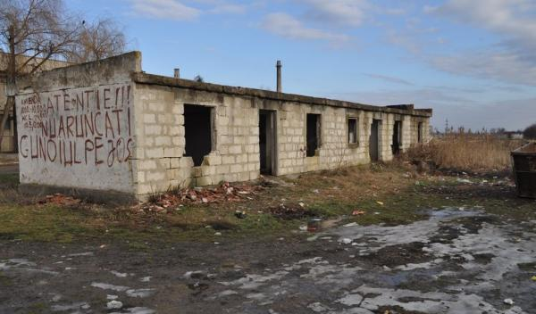 Dorohoi Ruina Stipo