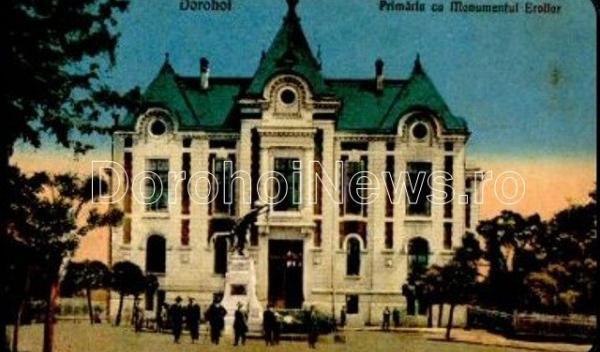 Dorohoiul de altădată – Memoria filmului documentar – Primaria_1