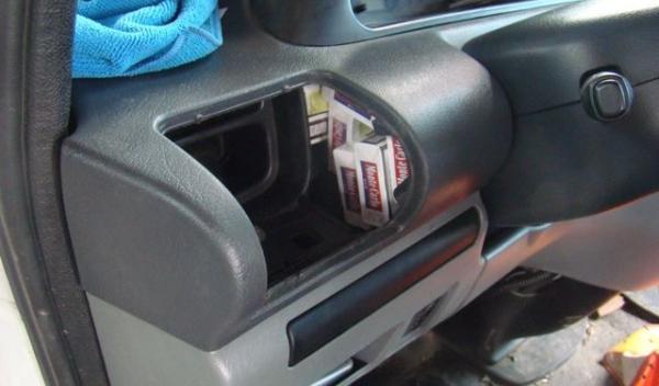 tigari confiscate