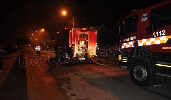 Incendiu_strada George Enescu_Dorohoi_04