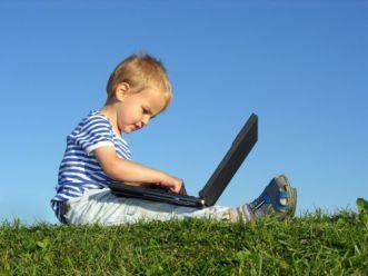 copii si computerul