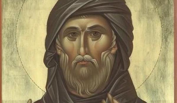 preacuviosul părinte Efrem Sirul