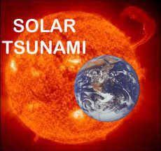 Solar Tsunami