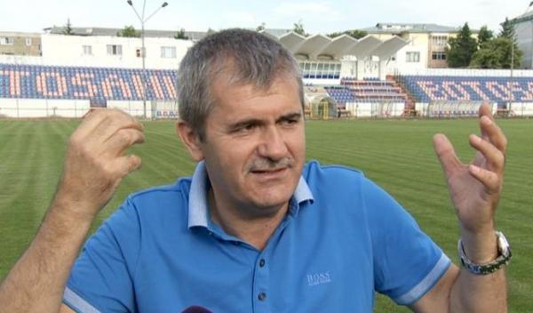 FC Botoşani Valeriu Iftime