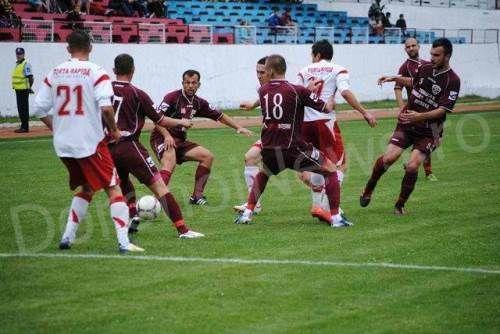 Rapid CFR Suceava - FCM Dorohoi
