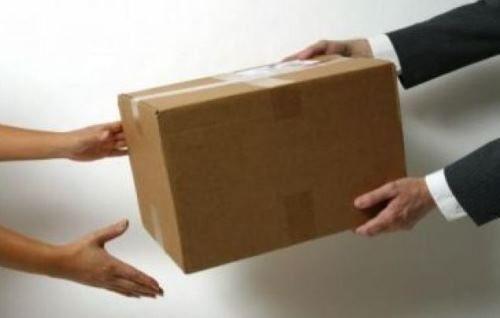 Transport pachete
