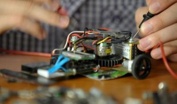 Concursul național de construcții electronice