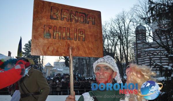 Banda Ghilia_Formatii de datini si obiceiuri 31 decembrie 2014_07