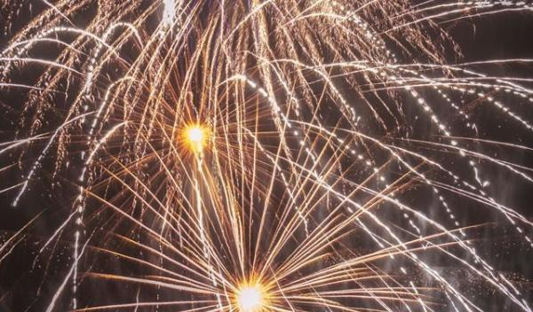 Foc de artificii Dorohoi