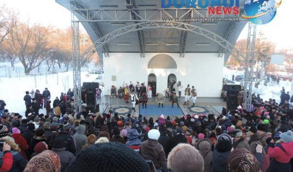 Festivalul de Datini şi Obiceiuri - Pomârla 31 decembrie 2014_01
