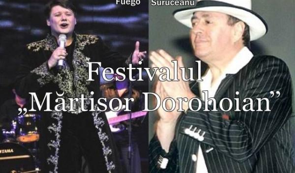 """Festivalul """"Martisor Dorohoian_Fuego - Ion Suruceanu"""