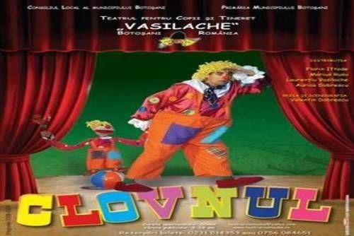 Teatrul Vasilache - Clovnul