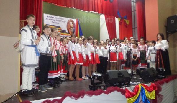 24 ianuarie ziua Scolii Alexandru Ioan Cuza Dorohoi_01