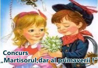 """Dorohoi 2015 - Invitaţie  la concurs """"Mărţişorul, dar al primăverii !"""" ediția a V-a"""
