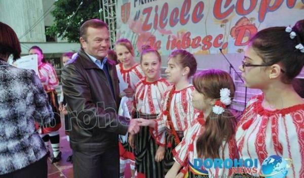 Dorin Alexandrescu - copii Dorohoi