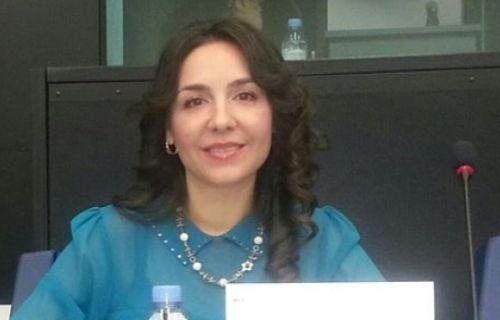 Claudia Țapardel - europarlamentar
