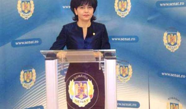 Senator - Doina Elena Federovici