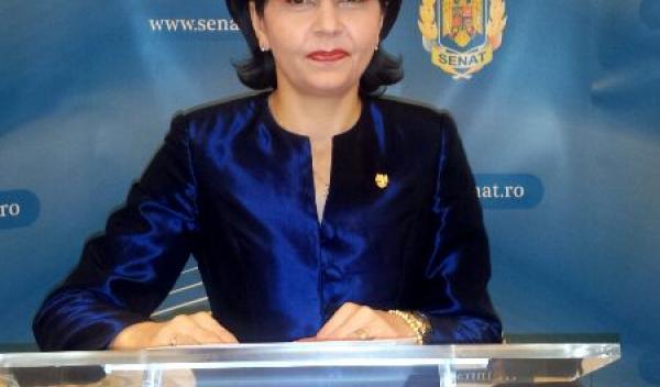 Doina Federovici - senator