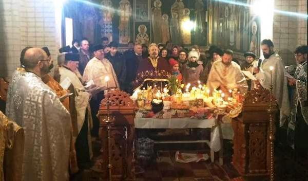 Dorohoi Cerc pastoral