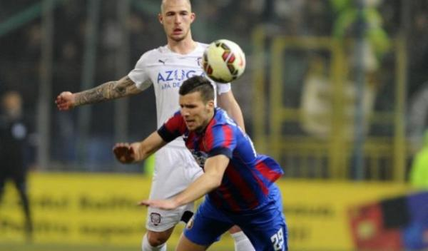 Rapid a învins Steaua