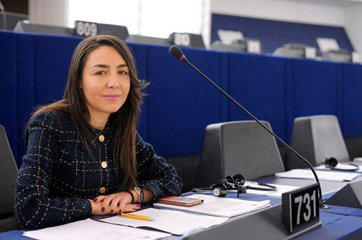 Claudia tapardel_eurodeputat