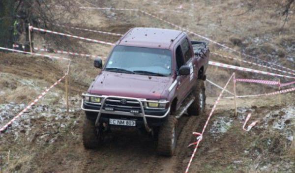 campionatul de Jeep Trial Cross Moldova