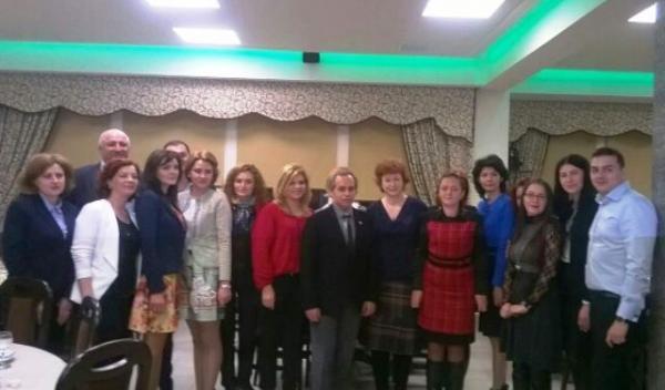 Reuniune a femeilor liberale la Dorohoi