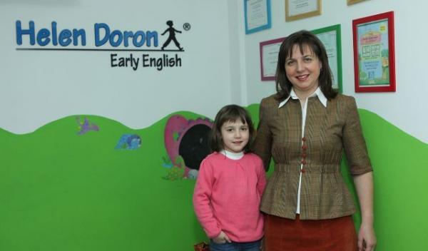 copii si limba engleza