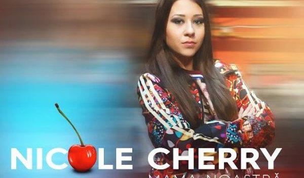 Nicole Cherry cântă noul imn al României